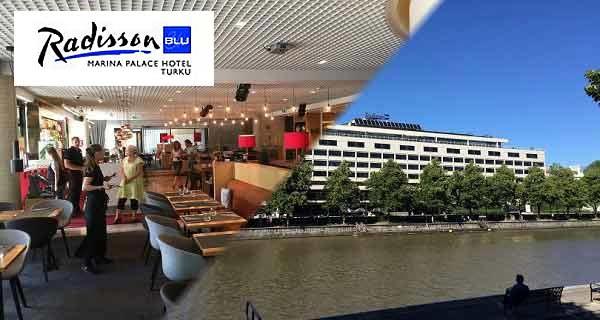 Marina Palace hotel & Grill it! Marina - Radisson Blu
