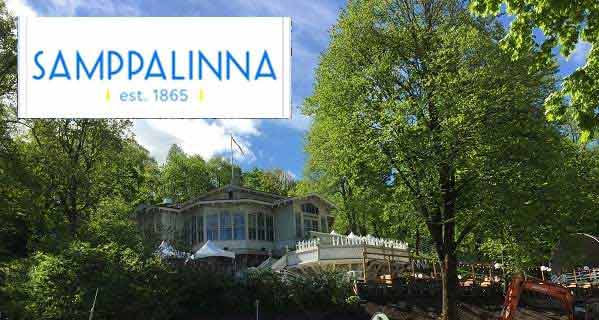 Restaurant Samppalinna