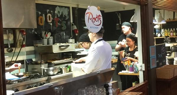 Roots Kitchen Turku