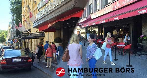 Sokos Hotel Hamburger Börs & City Börs