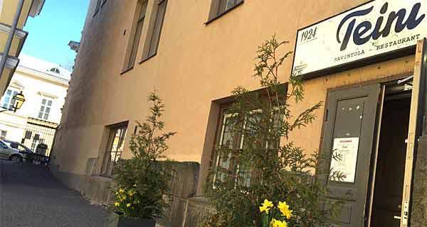 Restaurant Teini