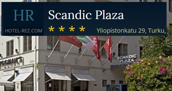 Scandic Plaza Hotel