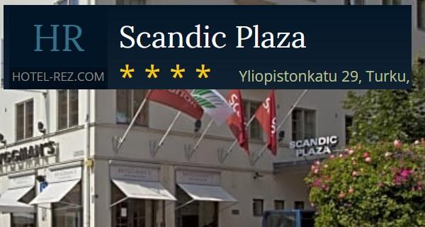 Scandic Plaza Hotel