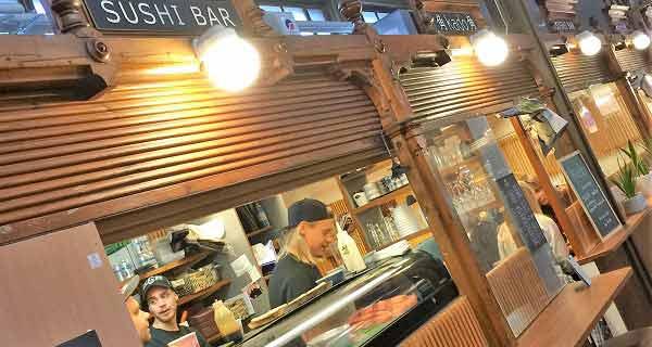 Kado Sushi bar Turku