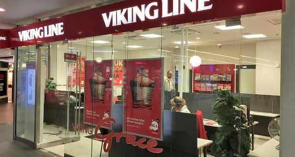 Viking Line - Hansakortelli Turku