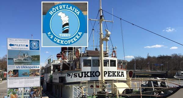 s/s Ukkopekka - Turku